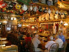 10 Best Sports Bars across the USA - Fans love the atmosphere and décor at Chappell's Restaurant & Sports Museum in Kansas City, Mo., which prominently displays the ...