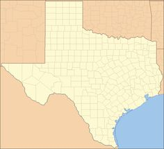 The state of Texas is divided into 254 counties , more than any other U.S. state .  Texas was originally divided into municipalities , a unit of local government under Spanish and Mexican rule. When the Republic of Texas gained its independence in 1836, there were 23 municipalities, which became the original Texas counties. Many of these would later be divided into new counties. The last county to be initially created was Kenedy County in 1921, but Loving County is the newest county