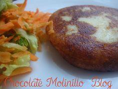Chocolate Molinillo: Tortitas de Papa