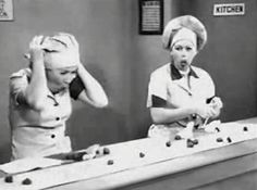 I Love Lucy. If I didn't pee my pants watching this episode, I wouldn't believe it. Man! Some of these are priceless.