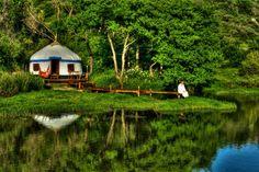 Bohorocker Yurt
