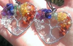 Hey, I found this really awesome Etsy listing at https://www.etsy.com/listing/476000807/chakra-tree-of-life-necklace