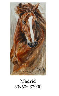 L'art Du Portrait, Horse Portrait, Pencil Portrait, Painted Horses, Animal Paintings, Horse Paintings, Pastel Paintings, Horse Illustration, Rain Painting