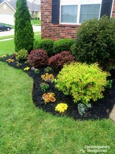 Awesome 43 Simple Backyard Landscaping Ideas on a Budget http://toparchitecture.net/2017/12/04/43-simple-backyard-landscaping-ideas-budget/
