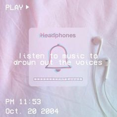 I live for headphones and music Quote Aesthetic, Aesthetic Photo, Pink Aesthetic, Aesthetic Pictures, Aesthetic Iphone Wallpaper, Aesthetic Wallpapers, Music Wallpaper, How I Feel, Mood Quotes