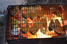 Сегодня я решил рассказать какую рыбу лучше жарить на мангале. Сочная рыбка, с привкусом дымка нисколько не хуже стандартного шашлыка из мяса, а многие, попробовав рыбу на мангале, в будущем будут предпочитать именно это блюдо.Отвечая на вопрос какую рыбу лучше жарить на мангале, скажу – мы берем речную форель. Эта ...
