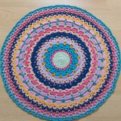 My version of #marvellousmyriad #crochetmandala from the #mandalastocrochet book by @byhaafner Firts time I used #cottonyarn from @threebearsyarn.... and loved to work with them... It is available in my #etsystore link in bio.. #crochet  #crochetersofinstagram  #uncinetto  #ganchillo  #crochè #virka  #virkkaus  #hakeln  #haken  #handmade #fattoamano #threebearsyarn by milli_crea