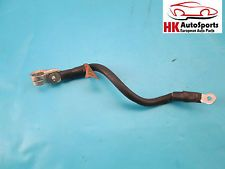 2000-2007 JAGUAR S-TYPE BATTERY NEGATIVE TERMINAL TO CAR GROUND CABLE WIRE OEM