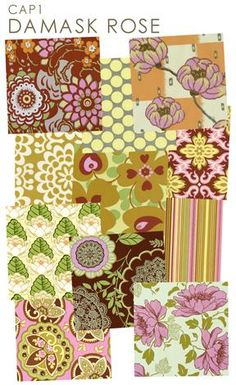 Inspired by the Orient and all things exotic, Lotus is a fusion of intricate asian detail mixed with vivid bold patterns that elegantly combine a touch of old with new. Rich colors from three distinct palettes accentuate floral bouquets of peonies and water lilies. Modern in spirit, Lotus is a harmonious mix!