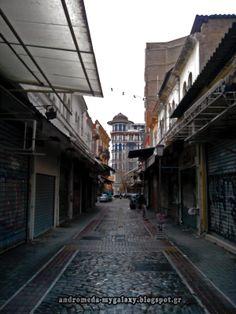kapani| Local market | Thessaloniki