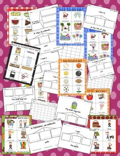 Monthly Writing - Sharing Kindergarten