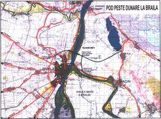 Vezi aici proiectul Podului peste Dunare de la Braila