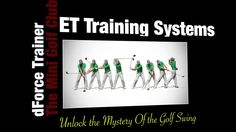 This video is about Mastering the Full Swing for the game of GOLF. The dForce Trainer Mini Golf System training aid develops every aspect of your golf swing . Phil Mickelson, Sports Training, Tiger Woods, Golf Tips, Improve Yourself, Club, Mini