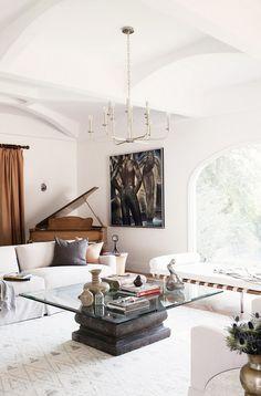Moorish and serene home in California / Casa serena con toques marroquíes // Casa Haus