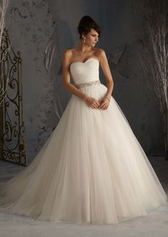 Blu - 5172 - All Dressed Up, Bridal Gown