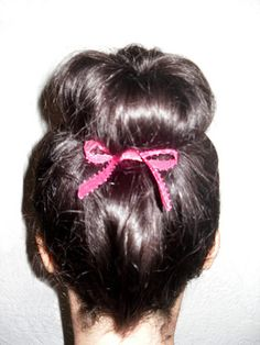 Get a Pink Ribbon with your Hair Donut order during Breast Cancer Awareness Month Donut Bun, Hair Donut, Bun Hairstyles, Pretty Hairstyles, Sock Buns, Look Good Feel Good, Breast Cancer Awareness, Hair And Nails, Your Hair