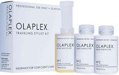 Olaplex Traveling Stylist Kit Bond System for Professional Stylist. Olaplex Before And After, Yellow Blonde Hair, Kerastase, Bond, Hair Secrets, Salon Services, Travel Kits, Beauty Supply, Beleza