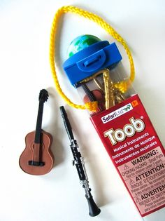 Safari Ltd. Musical Instruments Giveaway & Free Montessori Printables