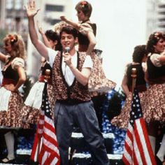 Ferris bullets day of best movie over
