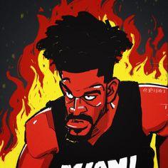 Dope Cartoons, Dope Cartoon Art, Nba Figures, Online Scrapbook, Nba Wallpapers, Basketball Art, Futuristic Design, Sports Art, Comic Art