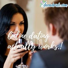 Americans reported finding their spouse or partner via a dating website. A New Bride gives foreign men and women a chance in finding a genuine and long-term companionship.  #anewbride #foreignmen #ukrainiangirl #europetravel #loveme #seekhusband #idealpartner #legit #matchmaker #relationship #marriagegoals Got Married, Getting Married, Foreign Brides, Marriage Goals, Online Dating, Meet You, It Works, Romance, Relationship