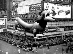 new york 1950   Walk in New York: New York Vintage - Macy s Thanksgiving