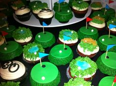 Golf themed 30th birthday
