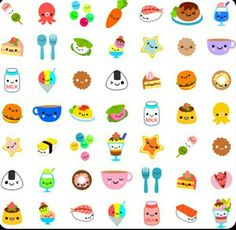Sometimes I picture food with faces when im hungry but im not so I wont eat it