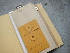 MIDORI-TRAVELER'S-notebook system | misc store