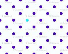 tissus à pois bleus bientôt disponible sur Spoonflower/#spoonflowered