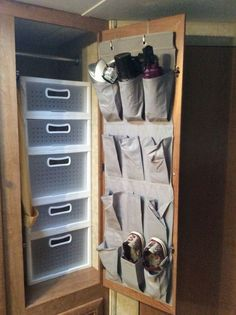 Best Camper Decoration Ideas That Will Make Your Life Easier (14)