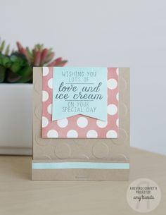 Reverse Confetti | www.reverseconfetti.com | May Release | Love & Ice Cream