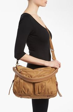 M Z Wallace 'Hayley' Nylon Handbag | Nordstrom