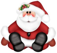 Gallery Free Clipart Picture… Christmas PNG Cute Santa Claus PNG…