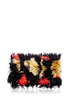 Alpaca Fur Stole by Marni Now Available on Moda Operandi