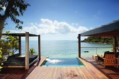 Séjour de luxe avec Spa en Australie dans le Queensland sur île paradisiaque, le Bedarra Island****, - Privilèges Voyages