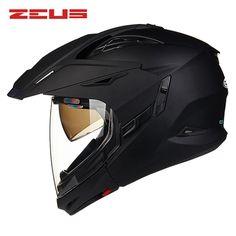 ZEUS  Full & Open Face Motorcycle helmet Modular Moto 613B2 Capacetes Motociclismo Cascos Para Moto Casque Motocross Helmets
