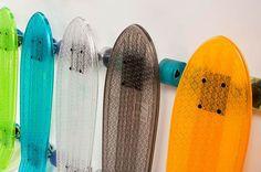 Globe Bantam Cruiser Skateboards - New Clear Versions - Highsnobiety