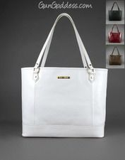 Annie Concealed-Carry Tote (4 colors)