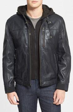 Andrew Marc Gage Leather Jacket | Coat, Jacket and Clothing