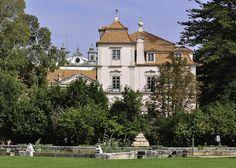 Oeiras, Palácio do Marquês de Pombal (século XVIII)