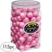 Light Pink Gumballs 115pc