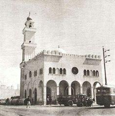 جامع بورقيبة  طرابلس ليبيا Tripoli Libya