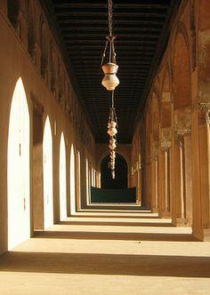 Ibn Tulun Mosque, Cairo..
