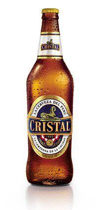 Cristal Cerveza Cristal, la cerveza del Perú. ¡¡¡ Cristal es el sabor que une a los peruanos !!! Cristal valora la diversidad, la peruanidad, la unión, la solidaridad y el optimismo. Cristal es alegre, de espíritu joven, de actitud ganadora, preocupada por su comunidad, sociable y simpática.