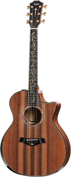 Taylor Presentation Grand Auditorium Fall Limited 2012 A.A my dream guitar!