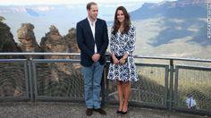 The 'Kate Effect': Australia feels the royal force of fashion - Pics