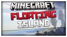 Minecraft 1.8.1 Seed - Epic Floating Island in Savanna biome (Minecraft ...