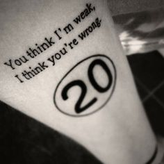 matchbox twenty tattoo