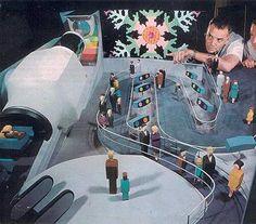 Adventure Through Inner Space model